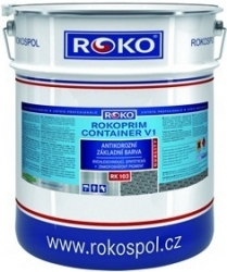 Rokoprim Container V1 RK 103  Ral 7035  12 kg
