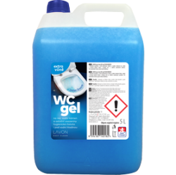 Lavon WC gel ocean breeze 5 l